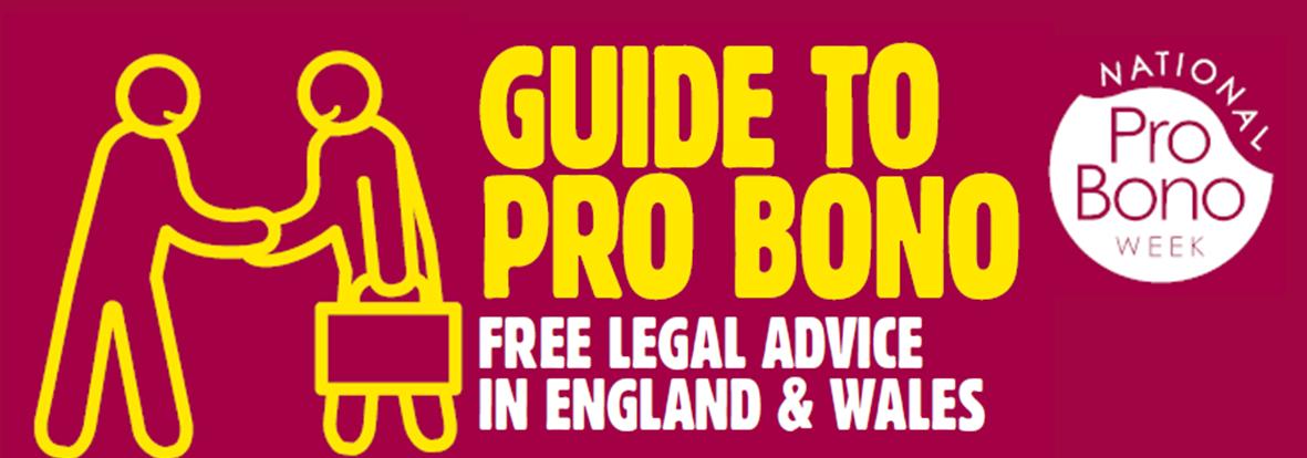 Guide to Pro Bono