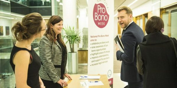 National Pro Bono Week Event Picture