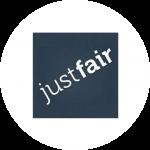 JustFair -circle