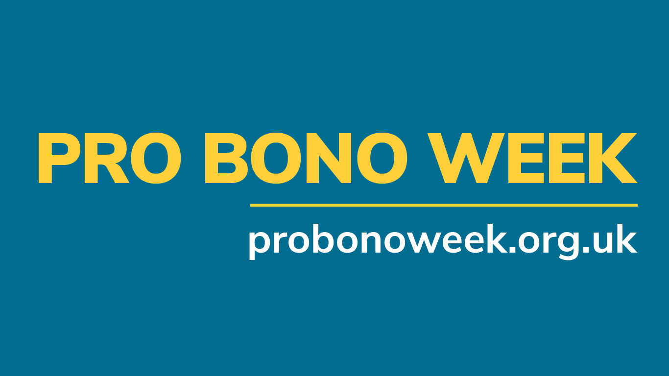 Pro Bono Week Highlights